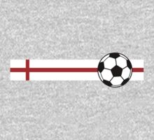 Football Stripes England by sher00