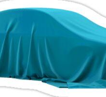 Culture AutoSports, Draped Car Sticker