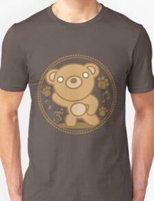 The stuffed toy of the panda Unisex T-Shirt