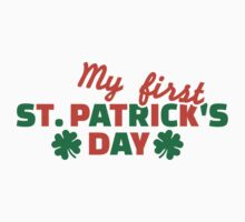 My first St. Patrick's day One Piece - Short Sleeve
