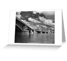 Margit híd Greeting Card