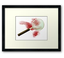 A Study In Angels Framed Print