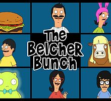 The Belcher Bunch by Laura Arteaga