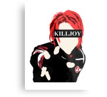 Party Poison Metal Print