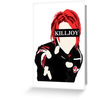 Party Poison Greeting Card