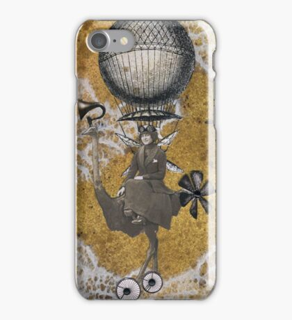Greetings from the Ministry of Travel iPhone Case/Skin