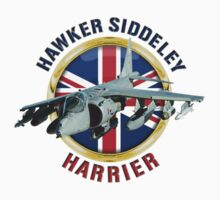 Hawker Siddeley Harrier by Mil Merchant
