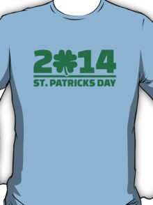St. Patrick's day 2014 T-Shirt