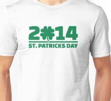 St. Patrick's day 2014 Unisex T-Shirt