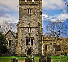 Challock Church by JEZ22