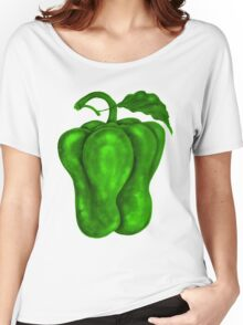 G_Pepper Women's Relaxed Fit T-Shirt
