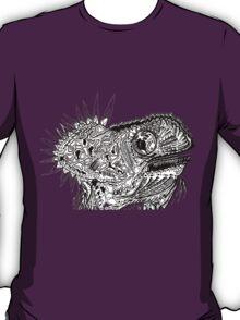 Psychedelic Chameleon T-Shirt