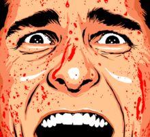 American Psycho Untouched Sticker