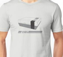 History of Gaming - NES Unisex T-Shirt