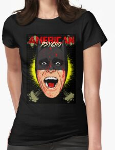 American Psycho Gotham Edition Womens Fitted T-Shirt