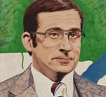 Brick Tamland by Kyle Willis