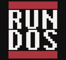 RUN DOS by 8Bite
