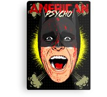 American Psycho Gotham Edition Metal Print