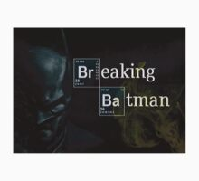 Breaking Batman by PhilosophyArt