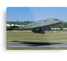 Northrop Grumman B-2A Spirit 82-1069/WM Metal Print