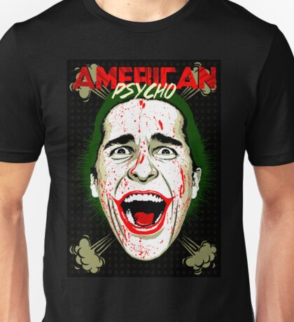 American Psycho The Killing Joke Edition Unisex T-Shirt