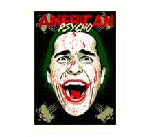 American Psycho The Killing Joke Edition Art Print