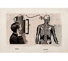DIFERENTES TOPICOS PARA CONVERSAR CON LA MUERTE POR TELEFONO (DIFFERENT TOPICS TO DISCUSS WITH DEATH BY PHONE) Photographic Print