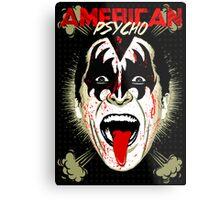 American Psycho Rock'n'Roll All Night Edition Metal Print