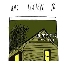 Let's Cry and Listen To American Football by dfsz