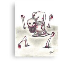 Dead Hand Canvas Print