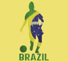 Brazil Kids Tee
