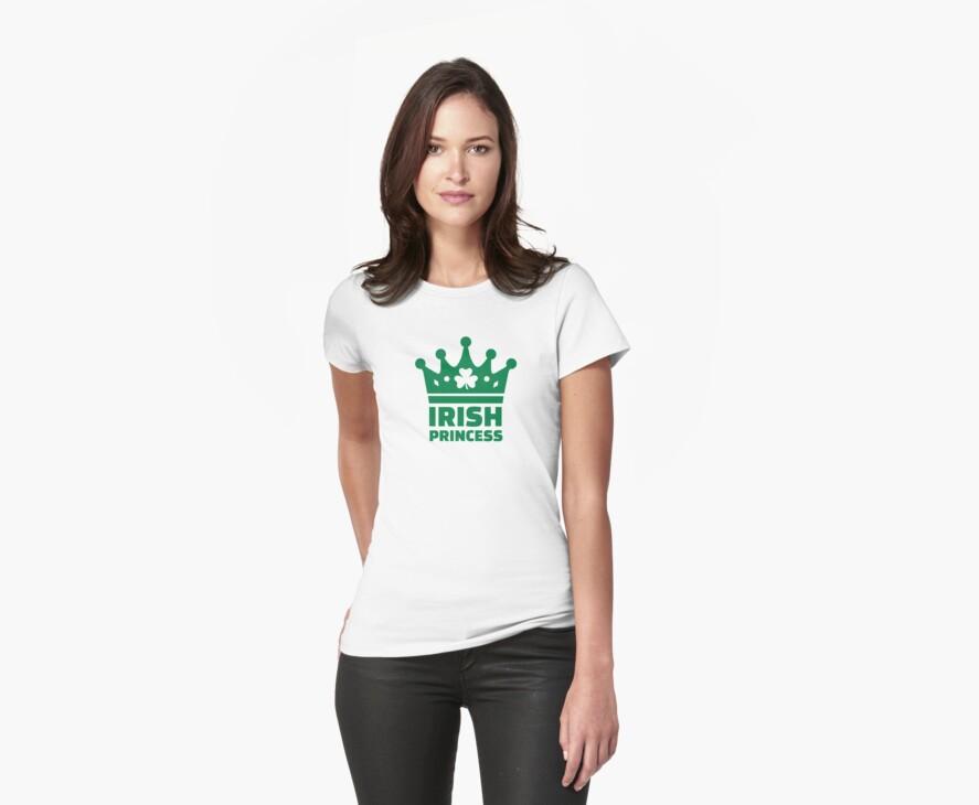 Irish princess crown by Designzz