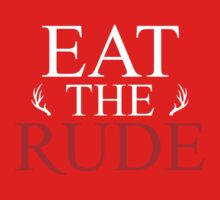 Eat The Rude Kids Clothes