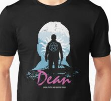 I Hunt, Therefore I Am (Dean - Supernatural & Drive) Unisex T-Shirt