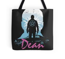 I Hunt, Therefore I Am (Dean - Supernatural & Drive) Tote Bag