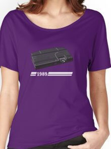 History of Gaming - TurboGrafx-16 Women's Relaxed Fit T-Shirt