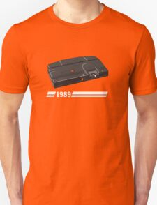 History of Gaming - TurboGrafx-16 Unisex T-Shirt