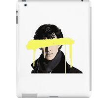 Blind Sherlock iPad Case/Skin