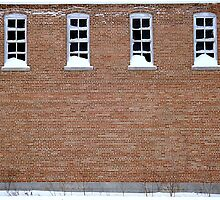 4 Windows by Timothy  Ruf