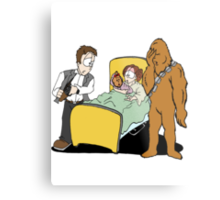 What did Chewy Do? Metal Print