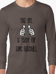 It's almost time! Long Sleeve T-Shirt