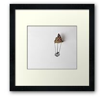Fly Away with a Butterfly Framed Print