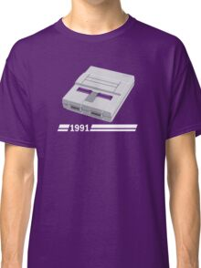 History of Gaming - SNES Classic T-Shirt