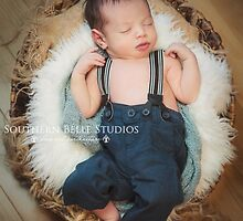 Little Boy Blue by ©Marcelle Raphael / Southern Belle Studios
