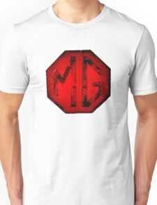 MG Badge Unisex T-Shirt