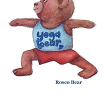 Rosco Bear by Monica Batiste