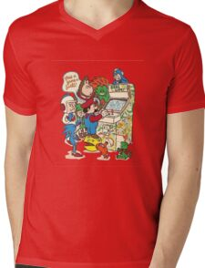 In a Parallel Universe Mens V-Neck T-Shirt