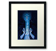 Cosmic Transcendance Framed Print