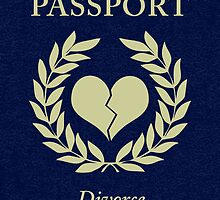 divorce passport by maydaze