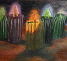 Candlelights by JNnucifera